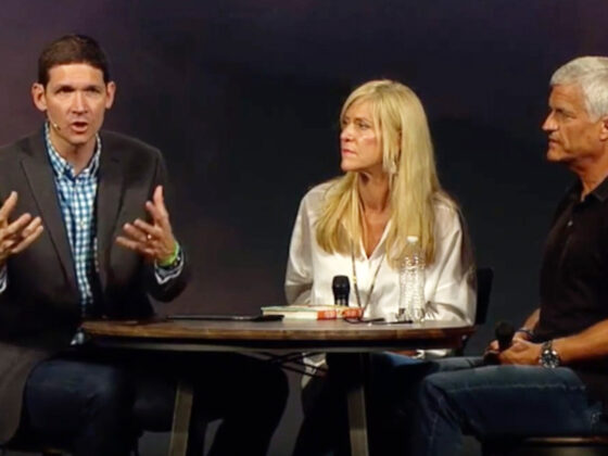 Jeff & Cheryl Scruggs Interview with Matt Chandler, the Village Church